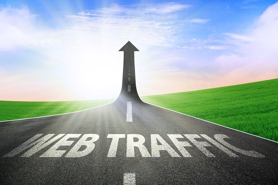 boost traffic on your website