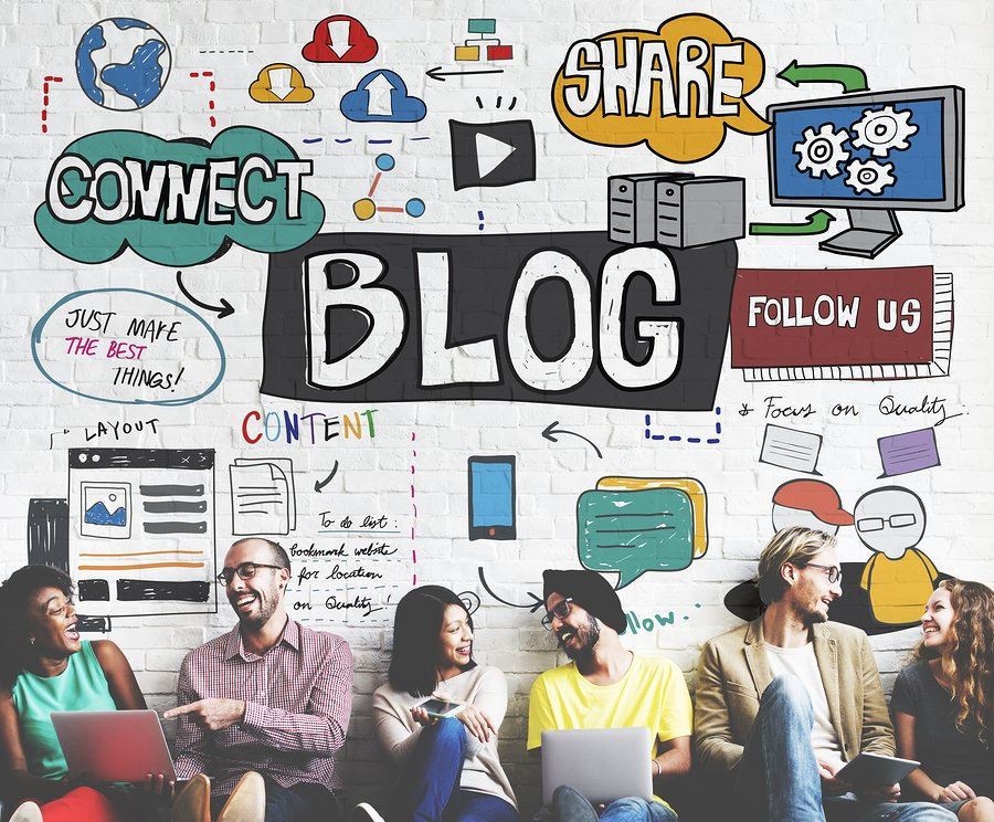 outsourcing a blog