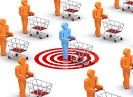 target customer market