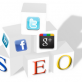 social media - facebook and twitter