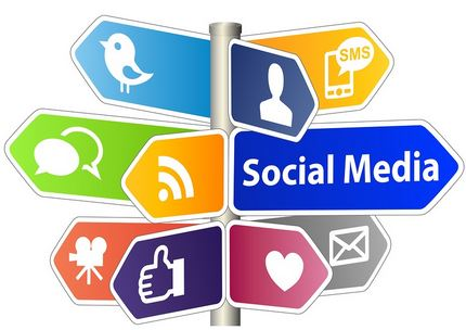 social media mix networks