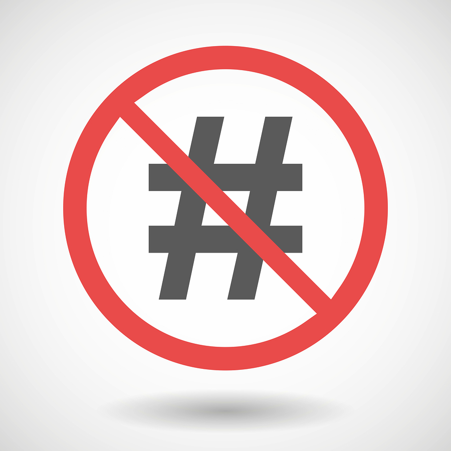 Are hashtags still effective in 2018?