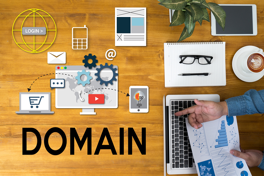 How to use domain names for SEO