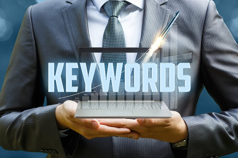 properly optimise your keywords