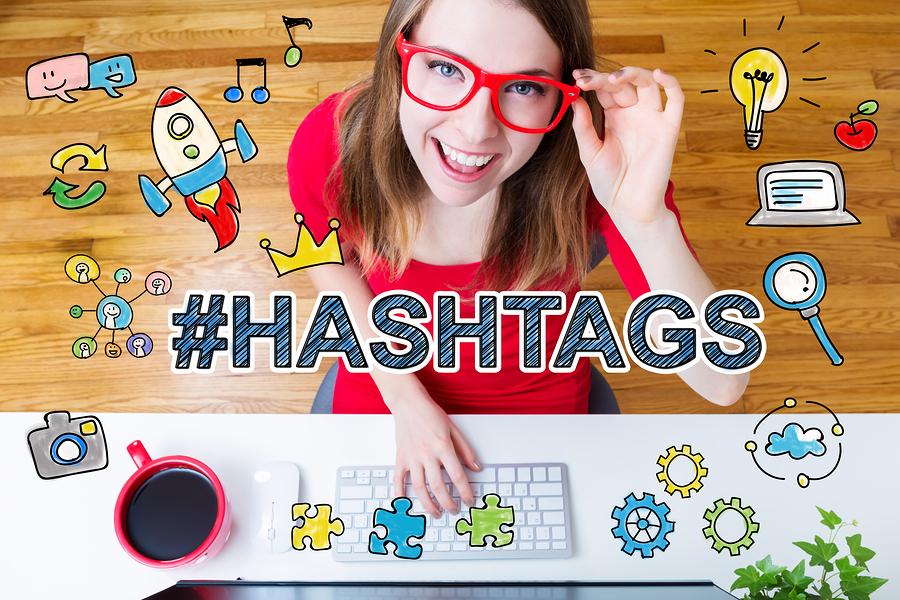 hashtags work