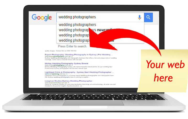 photography SEO services