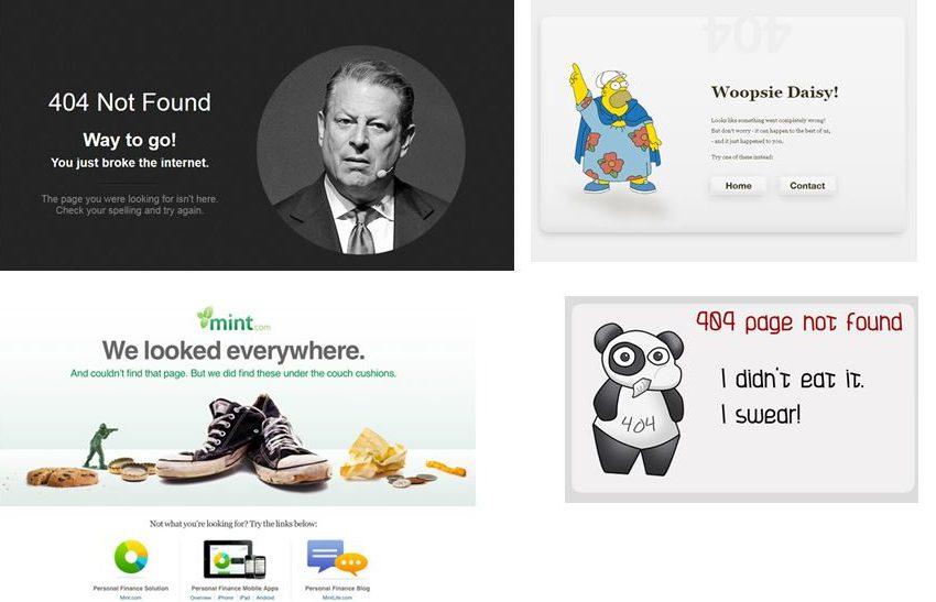 404 error examples