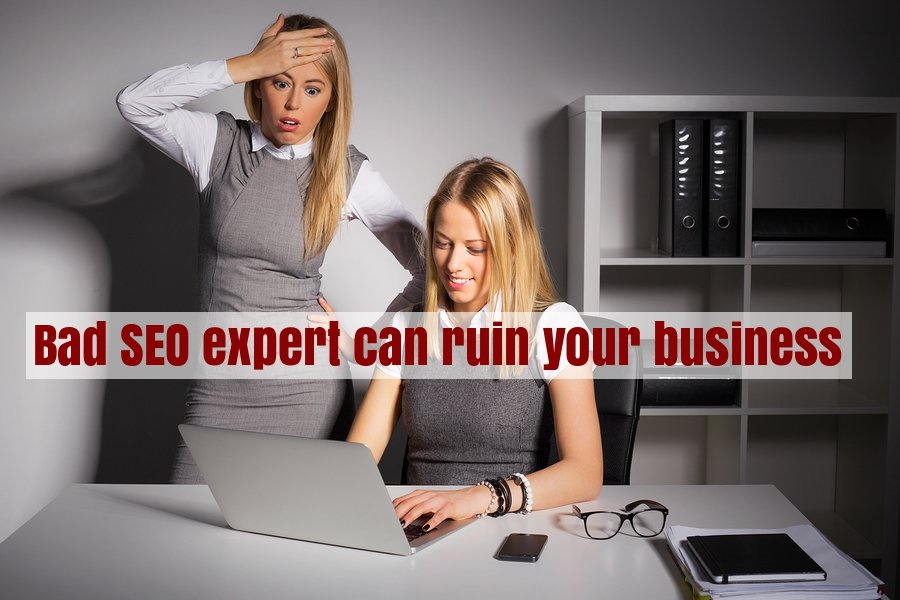 Bad SEO experts