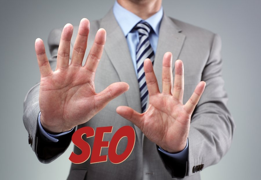 Fear of SEO company
