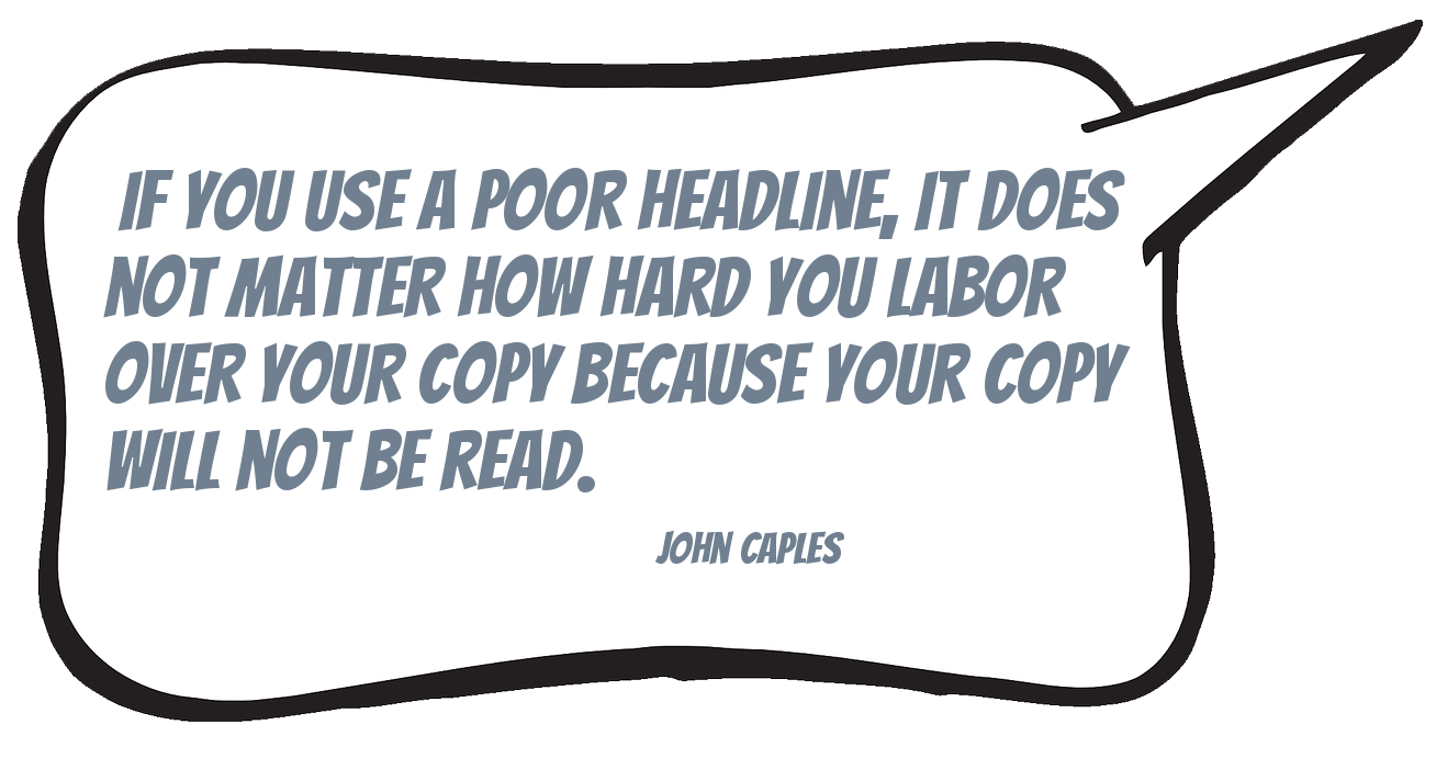 Quote John Caples