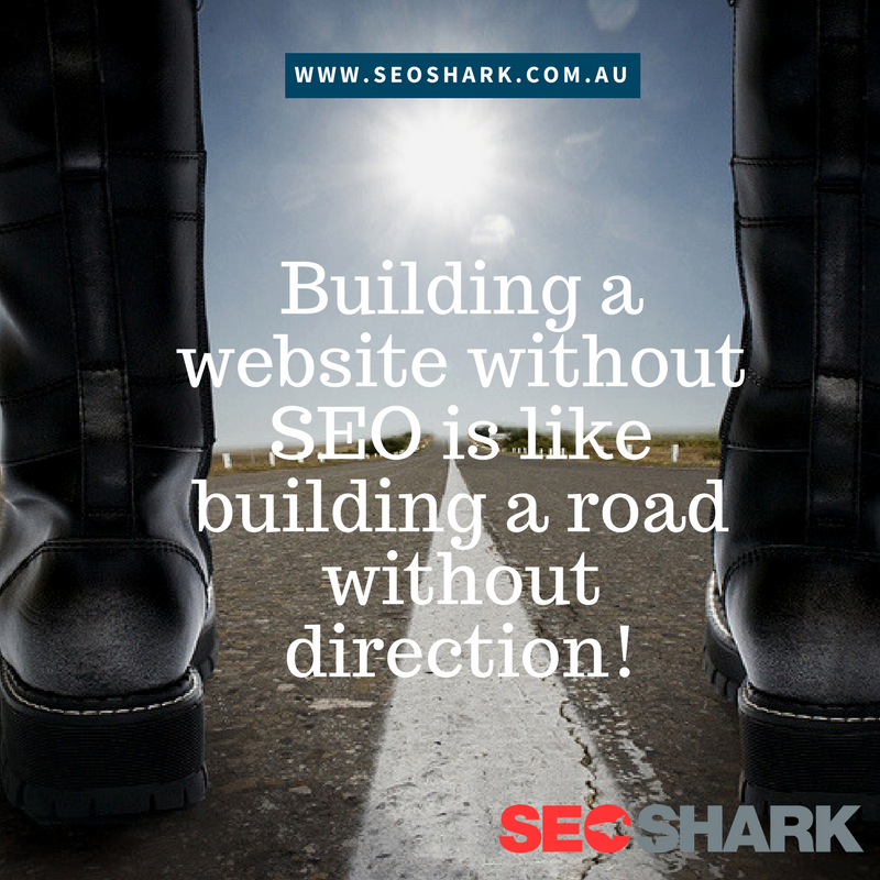 SEO quote saying