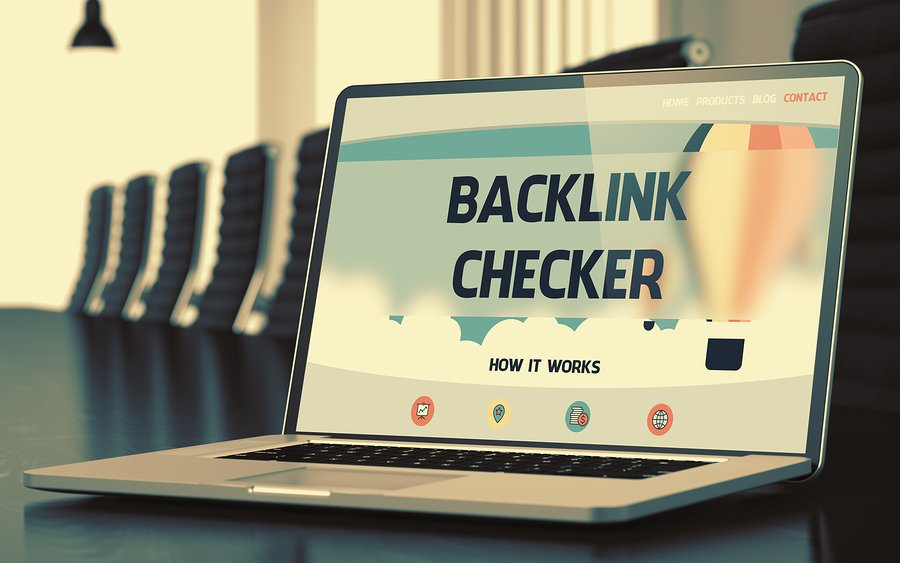 checking backlinks to your website