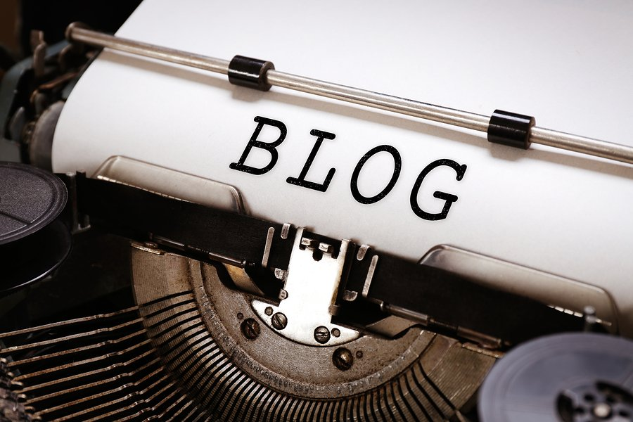 blogging for your website is important