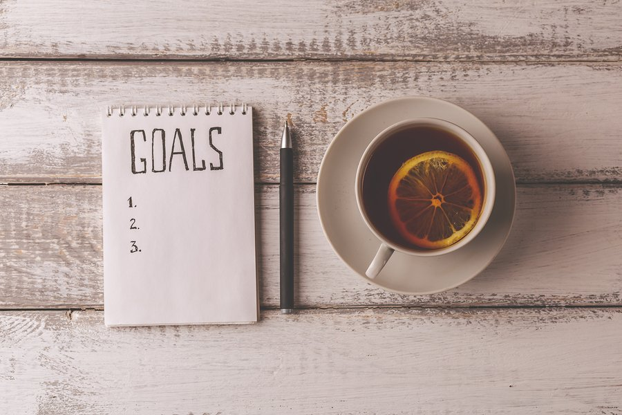 there are goals you must set for your homepage