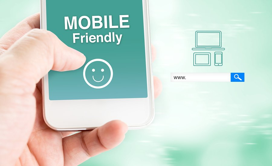 it is important that you website is mobile friendly