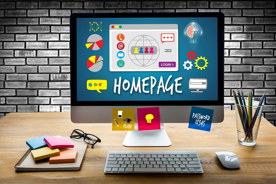 important components to build an seo friendly homepage