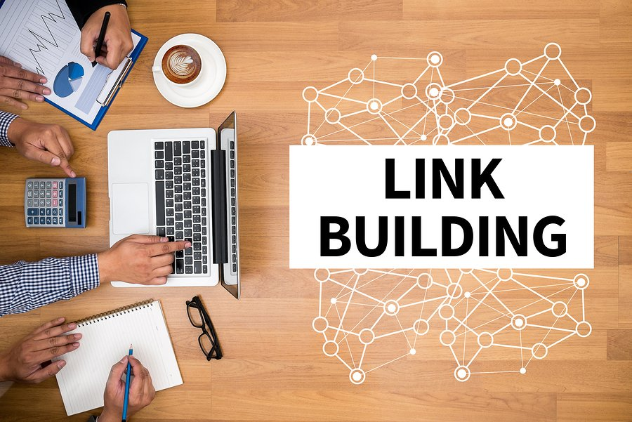 link building is a vital task in seo