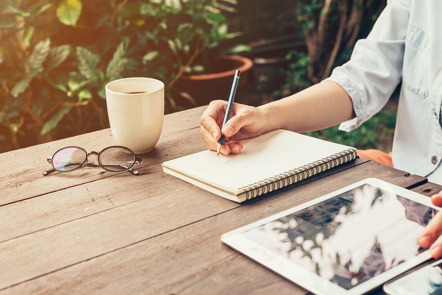 having a written plan is important