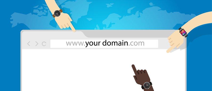 extending domain name