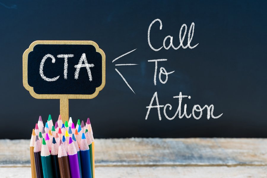 call to action design