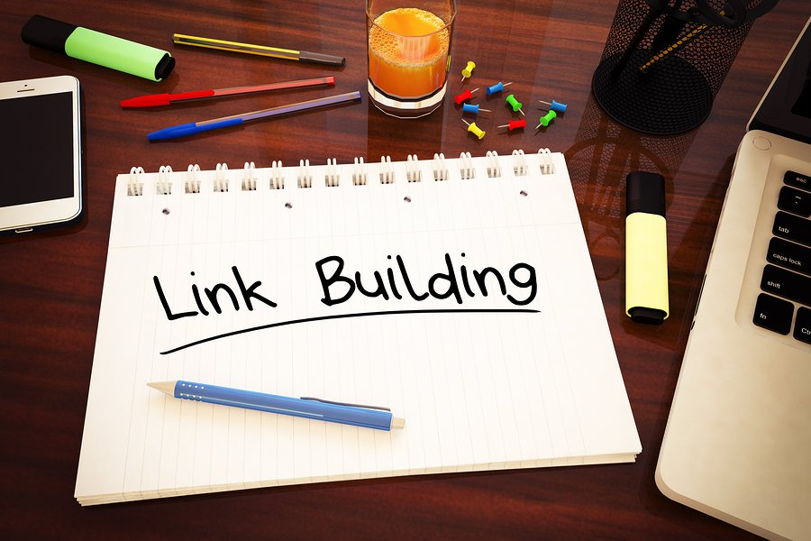 link building and backlinking