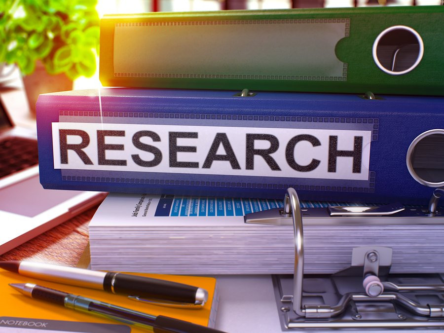 research before you write