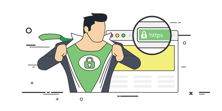 ssl certificate for your website