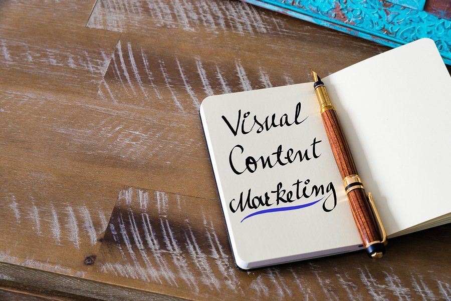 visual content marketing is vital