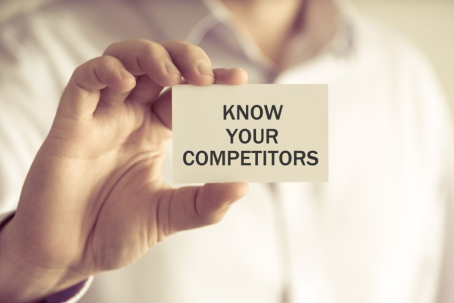 understand your competitors