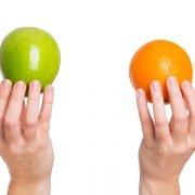 comparison bing google seo