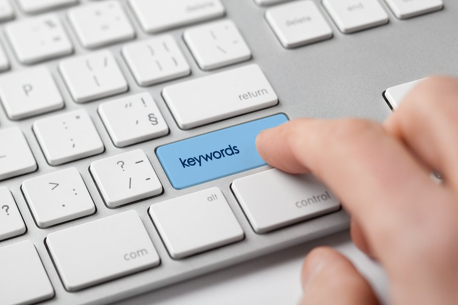 keywords SEO content marketing