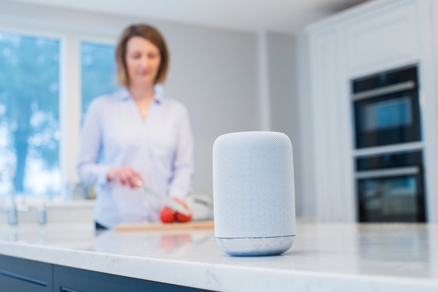 Google Home makes gains in smart speaker market