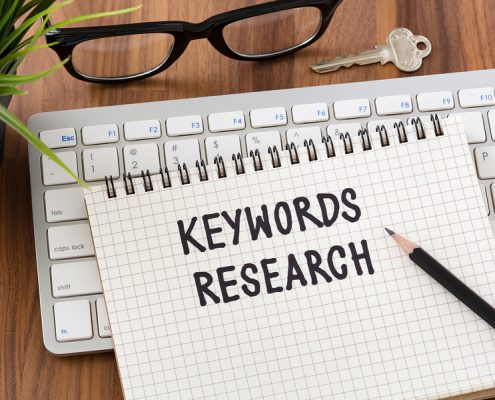 Effective keyword research: A beginner's guide
