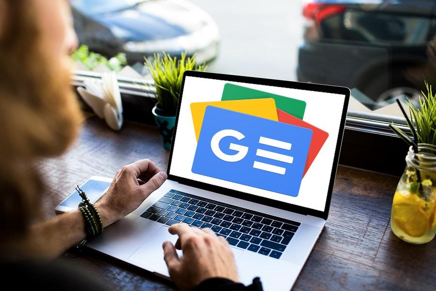 Google redesigns Google News tab on desktop browsers