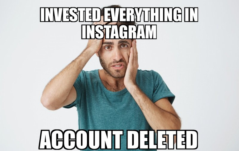 Instagram suddenly deletes several big meme accounts