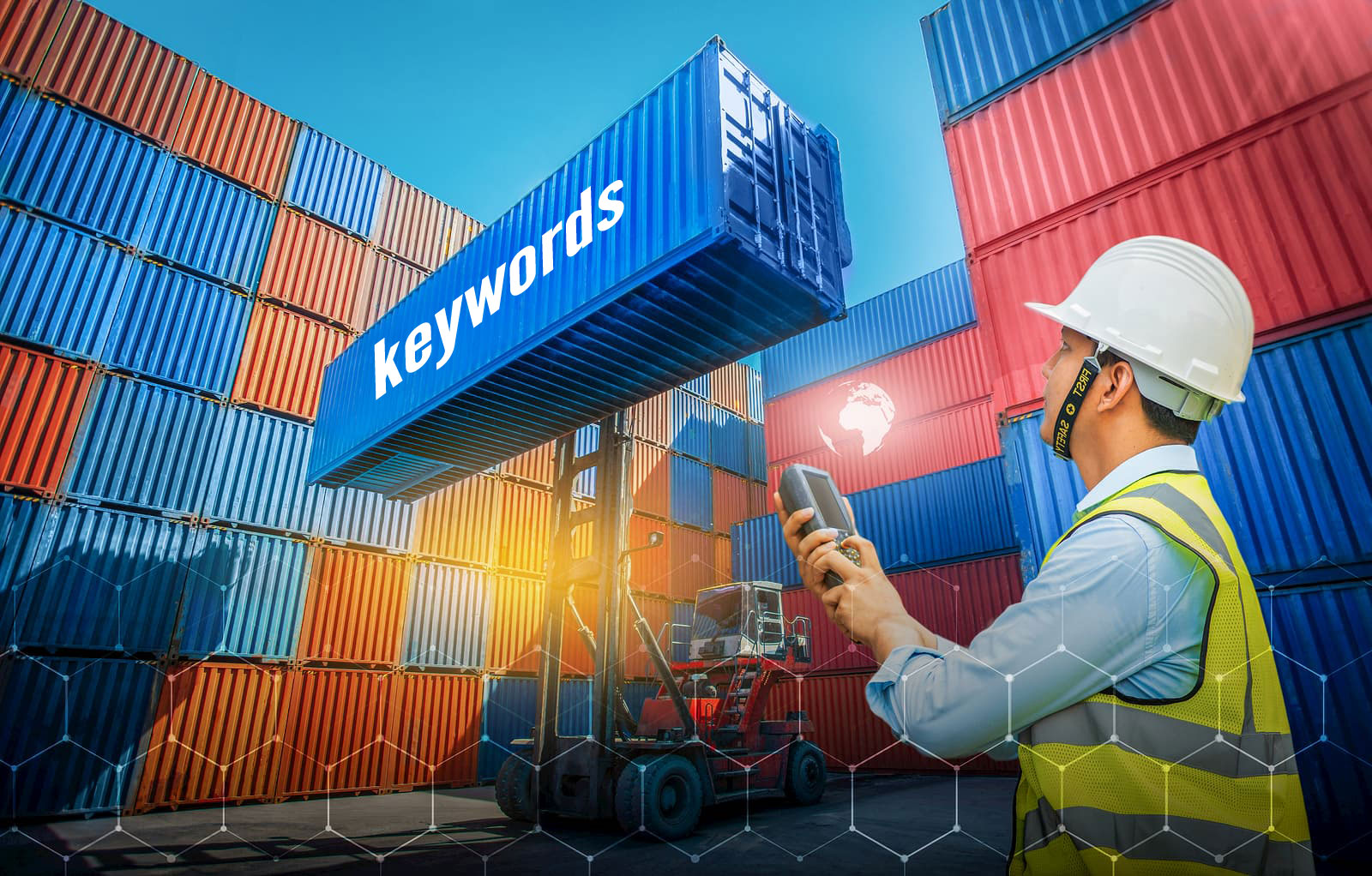 keywords seo for logistics