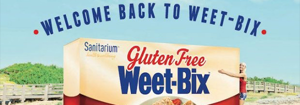 sanitarium gluten free weet-bix marketing during economic downturn