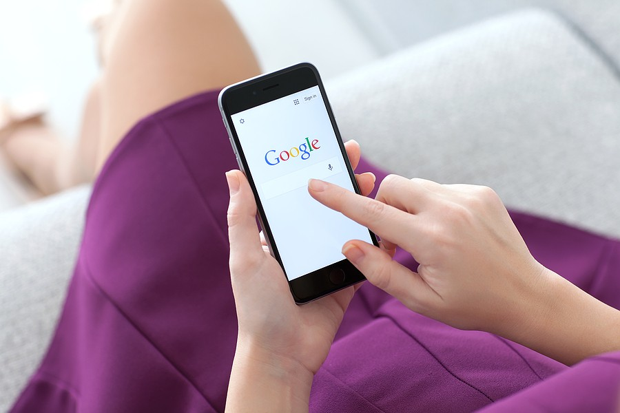 google ads mobile focus